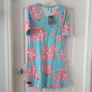 Simply southern short sleeve dress